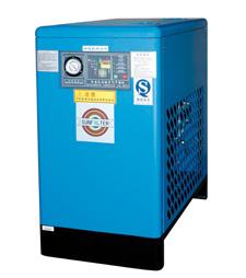 高温风冷型冷干机