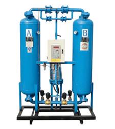 微热再生吸附式压缩空气干燥机